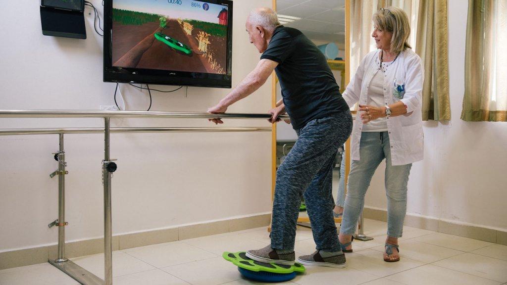 riabilitazione anziani bobo pro